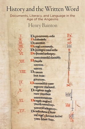History and the Written Word
